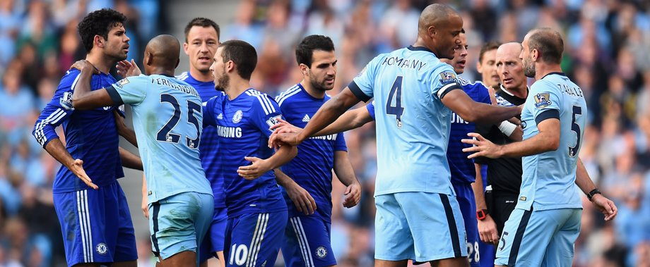 Chelsea, Manchester City'i 3-1 mağlup etti